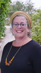 """הרבנית ד""""ר אסתר פישר"""